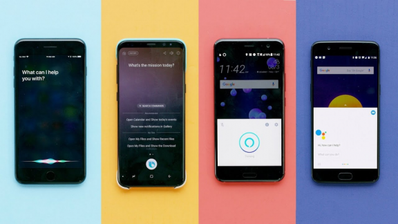 Smartphones with virtual personal assistants enabled