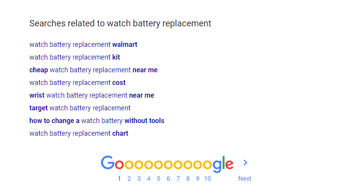 searches related to watch battery replacement