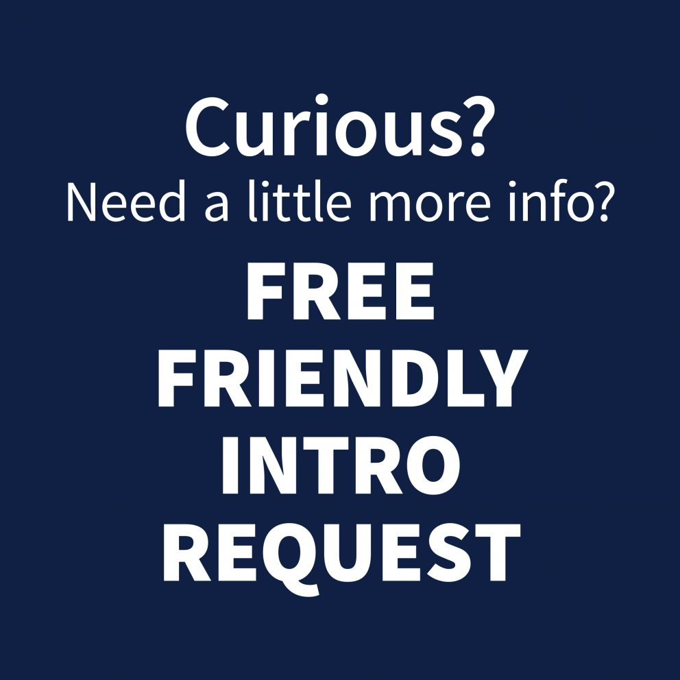 CURIOUS TO KNOW A LITTLE MORE? Request the FREE FRIENDLY INTRO TO FUSION MARKETING (15 mins of fun)