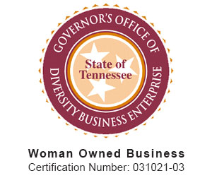 Certified TN Woman Owned Business